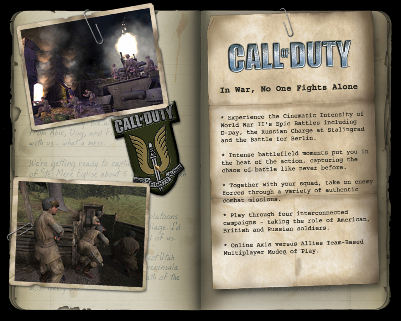 Cod 1 patch 15