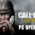 Post Image Codwwii Pc Open Beta 1