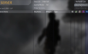 COD4 Server Browser Corruption