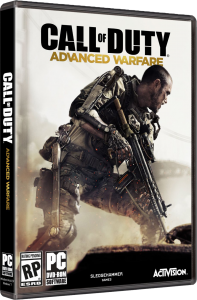 Call of Duty Advanced Warfare Box Art
