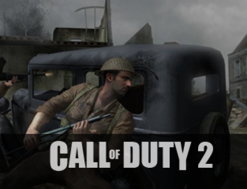 Call of Duty 2 Is Out NOW