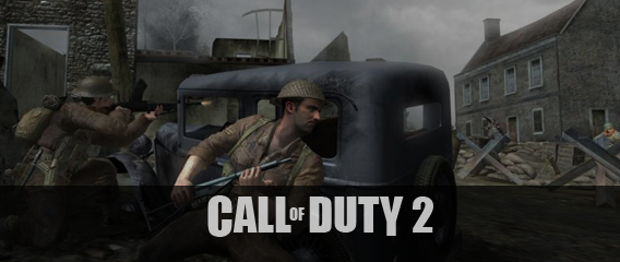 Call of Duty 2 Post Image