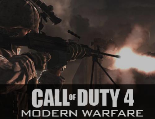 COD4:Modern Warfare Demo