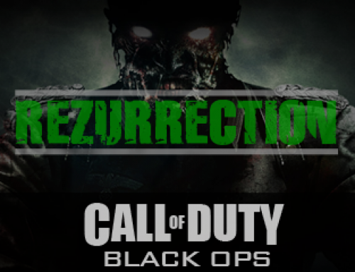 "COD:Black Ops ""Rezurrection"" DLC"