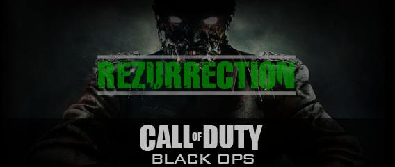 """COD:Black Ops """"Rezurrection"""" DLC on"""