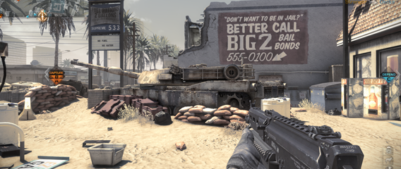 Post Image Codghosts First Impressions