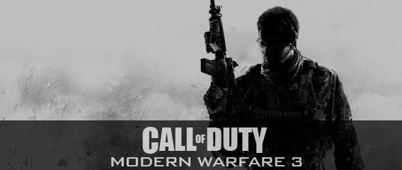 Call of Duty:Modern Warfare 3 Post Image