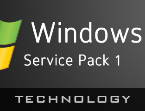 Windows 7 Service Pack 1 RTM