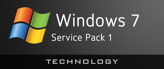 Windows 7 SP1 Post Image